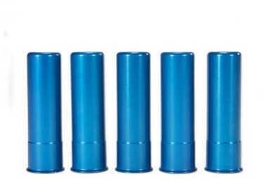 A-Zoom Shotgun Metal Snap Caps 20 Gauge, Blue, Package of 5