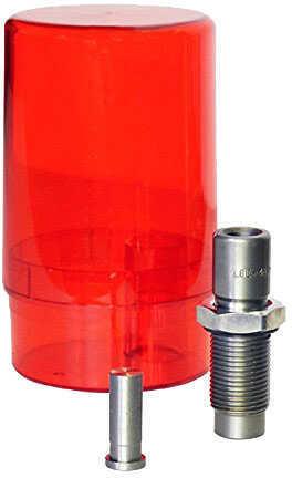 """Lee 90046 New Lube & Size Kit .356 Diameter Sizer Die/Punch/Case 7/8""""x14 Threads"""