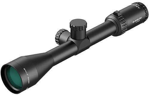 "Athlon Optics Argos Riflescope 3-15x40mm, 1"" Main Tube, BDC 600 Reticle, Black"