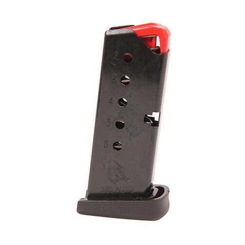 Taurus 358000401 Spectrum 380 380 Automatic Colt Pistol (ACP) 6 rd Metal Black Finish