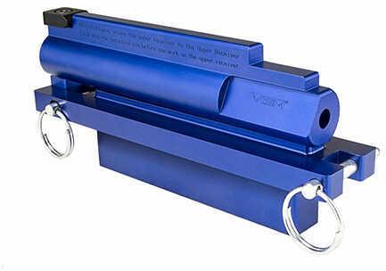 NCStar VTARUVB Upper Receiver Block Aluminum Blue Anodized