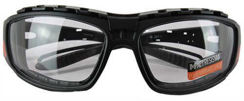 Umarex USA REKT Shooting Goggles, Black