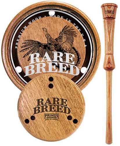 Primos Hunting Rare Breed Glass Wood Grain Pot Call