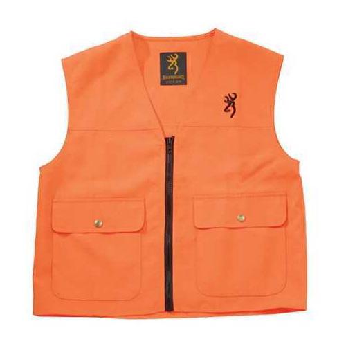 Browning Safety Vest Vest Safety Blaze L Md: 3051000103