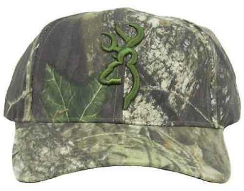 Browning Camo Cap W/3-D Buckmark Mossy Oak New Break Up Md: 308479141