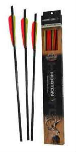 Horton Carbon Strike MX Carbon Arrows Vanes 6 Pack Md: AP070