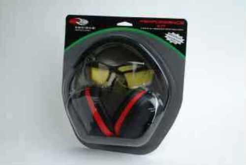 Radians Performance Kit Amber Yellow Lens, Black Frame Md: SLRV0140
