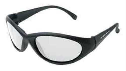 Radians Cobalt Glasses Clear Lens, Black Frame Md: Cb0110Cs