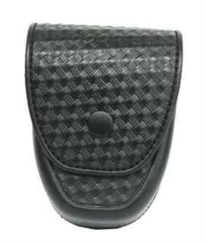 Asp Duty Handcuff Case Duty Handcuff Case Basket Weave Black Md: 56132