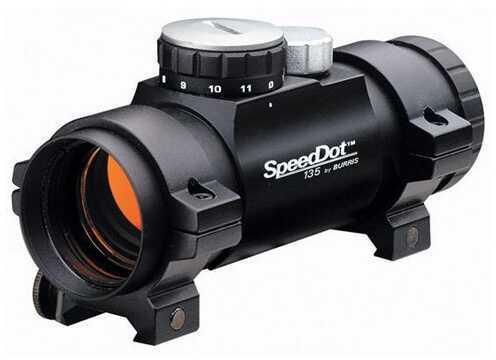 Burris Speed Dot 135 1X-35mm, 3MOA, Dot Reticle, Matte Black Md: 300200