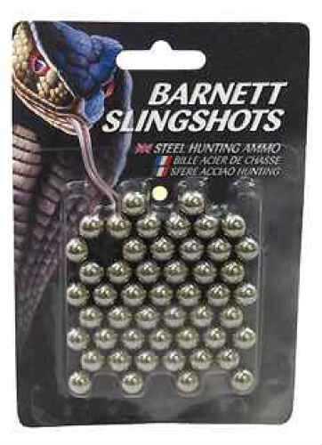 BarnettBarnett Slingshot Ammo, .38 Caliber Per 50 Md: 16087