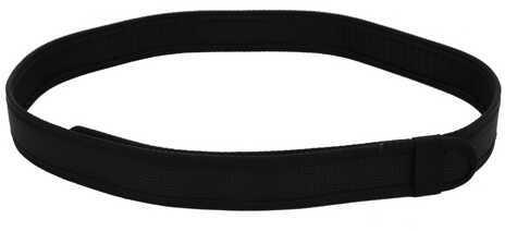 """Bianchi Model 8105 PatrolTek Liner Belt 1.5"""" Size 46-52"""" Hook Exterior Nylon Black Finish 31330"""