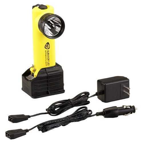 Streamlight Survivor Led Flashlight, Yellow, AC/Dc Md: 90513