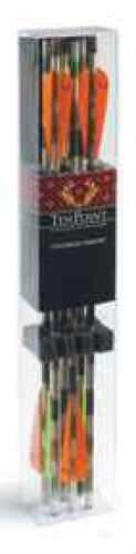"Ten Point Xx75 Camo Aluminum SuPerBright 20"" Bolts Per 6 Md: HEA-002-6"