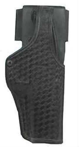 Bianchi 7930 Low-Ride AccuMold Elite SL 3.2.1 Duty Retention Holster Basket Black, Size 15, Right Hand Md: 23486