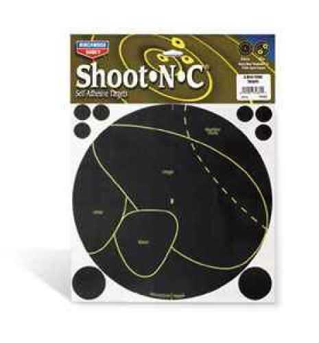 Birchwood Casey Shoot-N-C Targets: Sight-In & Specialty Deer Target Vitals Md: 34682