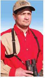 Burris Neck Relief Binocular Strap Md: 300157