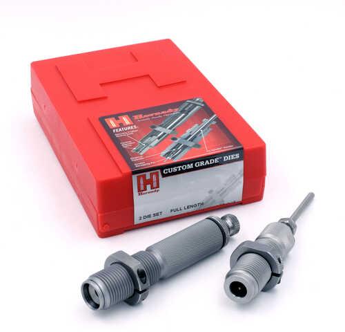 Hornady Series III 2-Die Set 8mm Remington Magnum Md: 546384