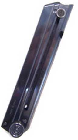 Mecgar Luger 8 Round Standard Blue Md: MGLUGP08B