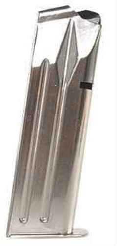 Mecgar Para Ordnance P16 15 Round Standard Nickel Md: MGP164015N For old style P16