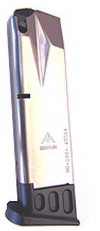 Mecgar Beretta 10 Round Standard Nickel Md: MGPB9610N