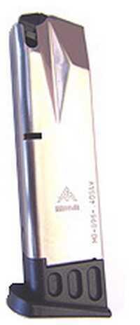 Mecgar Taurus 10 Round Standard Nickel Md: MGPT4010N