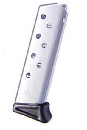 Mecgar Walther 8 Round Standard Nickel Md: MGWPP32FRN