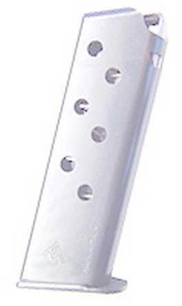 Mecgar Walther 7 Round Standard Nickel Md: MGWPPK32STN