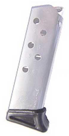 Mecgar Walther 6 Round Standard Nickel Md: MGWPPKFRN