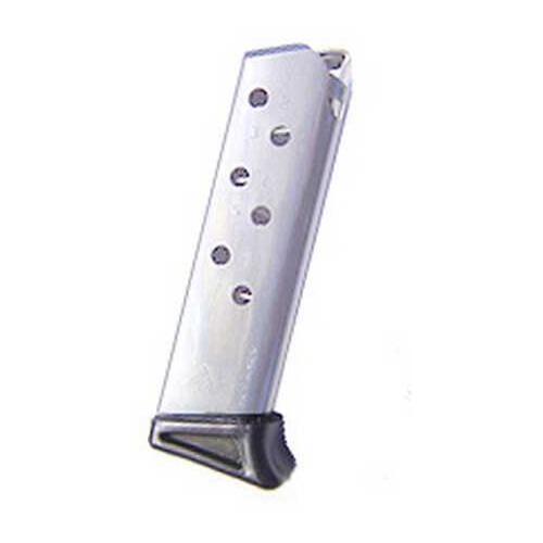 Mecgar Walther 7 Round Standard Nickel Md: MGWPPKSFRN