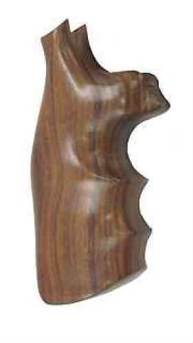 Hogue Wood Grips - Pau Ferro Smith & Wesson J Frame Square Butt Md: 63300