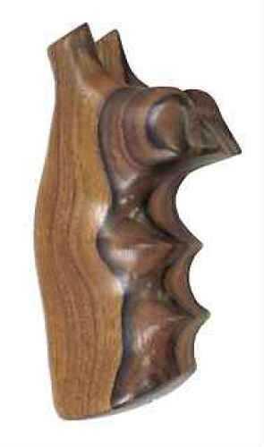 Hogue Wood Grips - Pau Ferro Ruger® Speed Six Serial #151+ Md: 88300