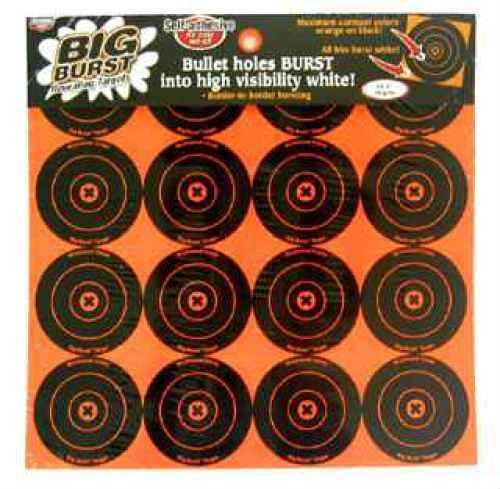 "Birchwood Casey Big Burst Targets 3"" Round Md: 36348"
