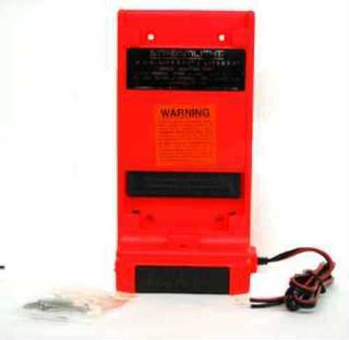 Streamlight LiteBox Direct Wire, 12VDC Mount Rack, Orange Md: 45071