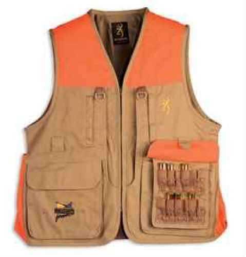 Browning Pheasants Forever Vest Medium Md: 3051163202