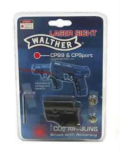 Umarex USA Walther PPK Air Gun Laser CP99 / CP Sport Laser Md: 225-2512