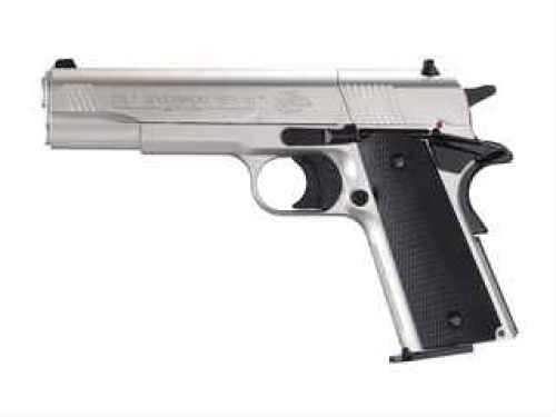 Umarex USA Colt Govt 1911 Co2 Pistol, .177 Caliber, Nickel Md: 225-4001