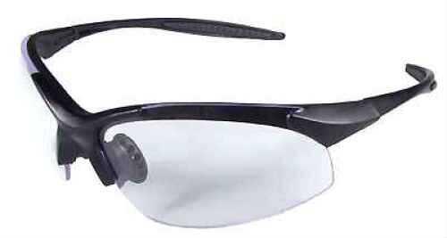 Radians Eternity Glasses Clear Lens, Black Frame Md: Et0110Cs