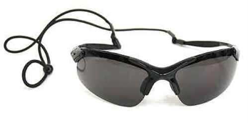 Radians Eternity Glasses Smoke Lens, Black Frame Md: Et0120Cs