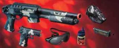 Crossman Soft Air Stinger P36 Pistol, Camo Md: SWATCAM