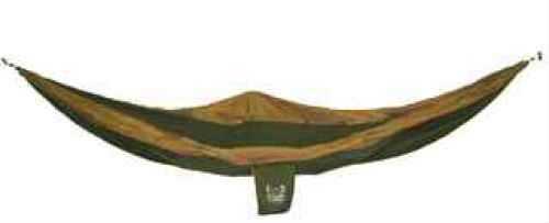 Single Parachute Hammock Olive Green/Khaki Single Parachute Hammock Md: Sh-01