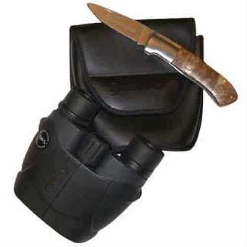 Leupold 10X25 Binocular / Folding Knife Kit Md: 62855