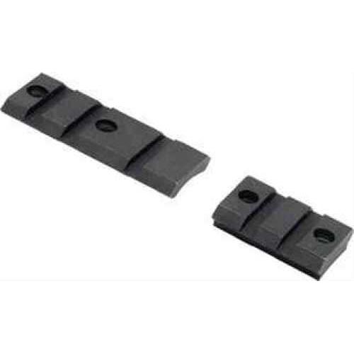 Burris XTB Weaver-Style Solid Steel Bases Remington 700, 2 Piece, Matte Black Md: 410600