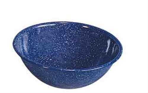 """Enamel Bowl, 7"""", Speckled Blued Md: 10905"""