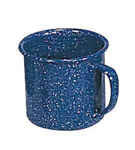 Enamel Coffee Mug, 10Oz Md: 10985