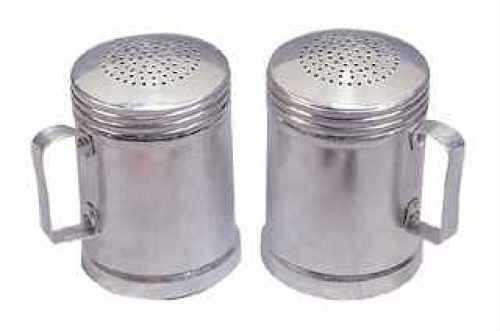 Aluminum Salt & Pepper Shaker Md: 238