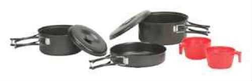 StansportBlack Granite 2 Person Cook Set Md: 362-20
