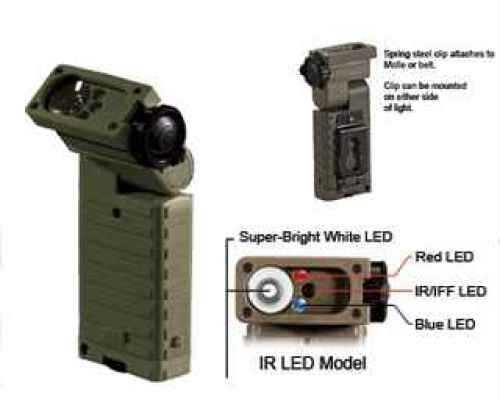 Streamlight Sidewinder IR Led, Green Md: 14001