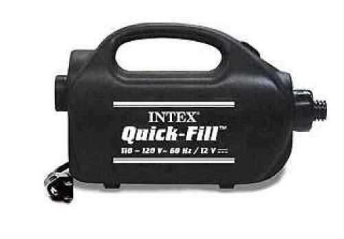 Quick Fill Electric Pump 120 Volt AC / 12 Volt Dc Md: 68608E