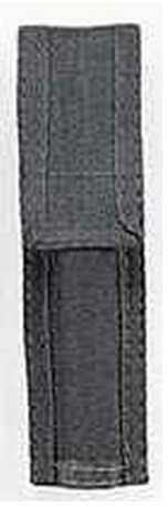 Uncle Mikes Cordura Mini-Lite Case W/ Flap Black Md: 88671